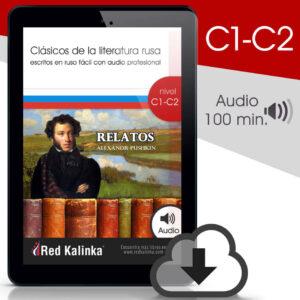 Clásicos en ruso fácil - Alexándr Pushkin: Relatos (ebook)