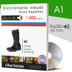 Diccionario visual ruso-español con audio (papel)