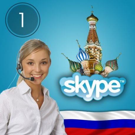 Compra una clase de ruso por Skype